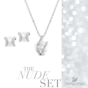swarovski nude set crown jewellery sydney