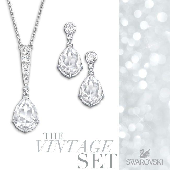 swarovski vintage set crown jewellery sydney