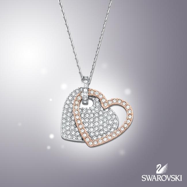 Swarovski Australia Crown Jewellery Sydney Amorous Versatile