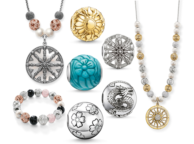 thomas sabo karma beads 60 sale crown jewellery. Black Bedroom Furniture Sets. Home Design Ideas