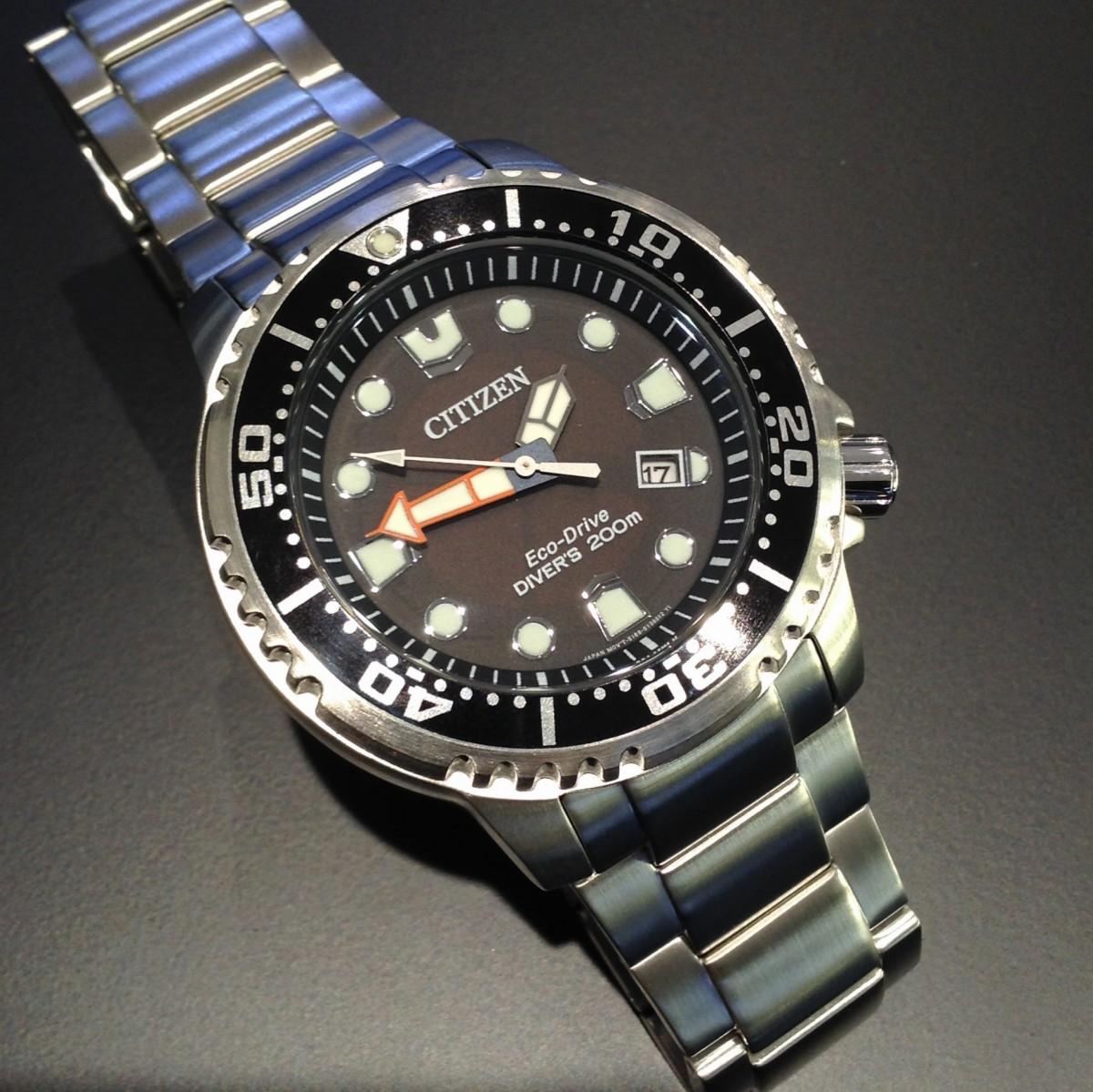 Citizen promaster dive watch crown jewellery - Citizen promaster dive watch ...