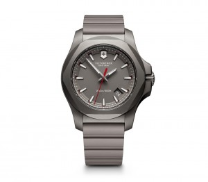 VICTORINOX INOX TITANIUM GRAY CROWN JEWELLERY